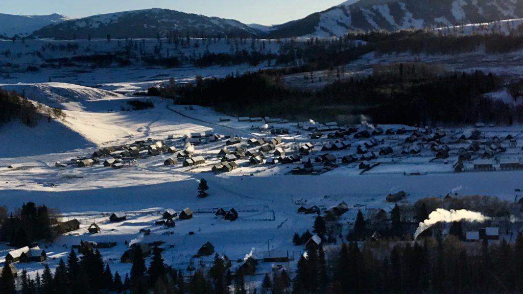 北疆喀納斯禾木滑雪場 - 中國粉雪天堂