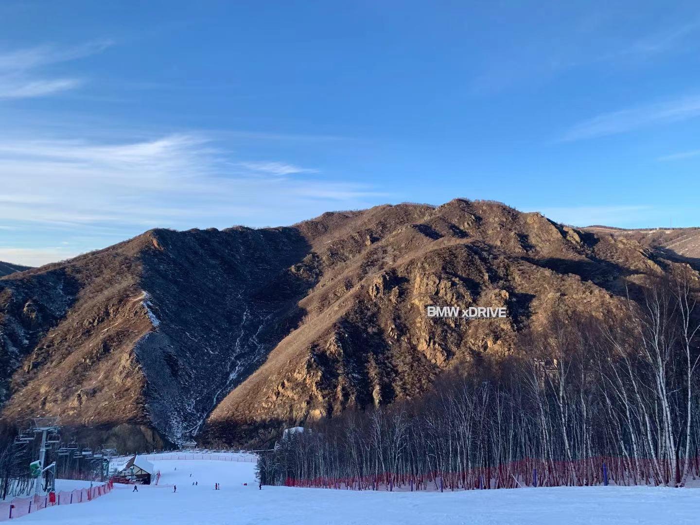 中國崇禮萬龍滑雪場 - white mileage