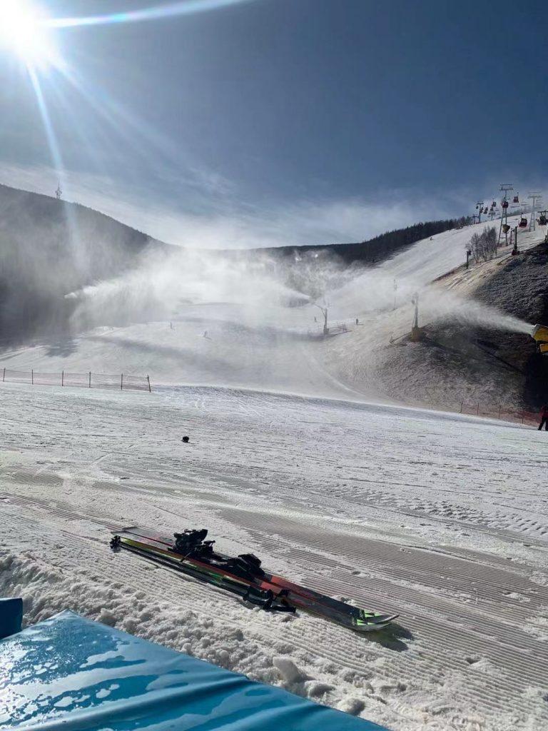 中國崇禮萬龍滑雪場全攻略 - white mileage